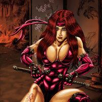 Ninja roza