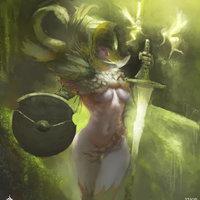 Fairy Knight para Elegías TCG