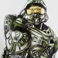 Master Chief - Halo.