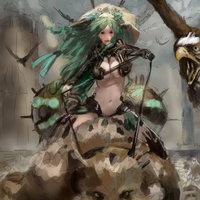 Art Studies - Legend of the Cryptids