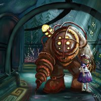 Fan Art Bioshock