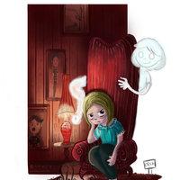 Una visita fantasmal