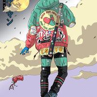 Bad for education (Burūman series)  · Illustration + Line art + Sketch