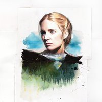 Written on the mountains. Portrait of Agnes Obel.