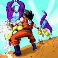 Goku VS Dioses de Todo