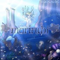 Música debajo del mar