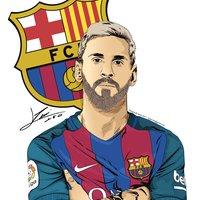 Vector Messi