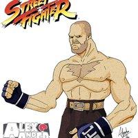 Personaje para Street Fighter (Fan Made-Jason Statham)