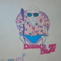 El Maestro Roshi (Dragon Ball Z)
