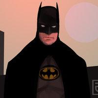 Batman The Animated Series Fan Art