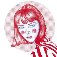 Red-blue Girl