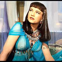 Anne Baxter: Nefertari