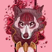 Lobo herido