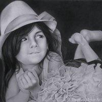 Danna by Jonatan Alonzo Art