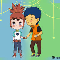 Rika x Henry