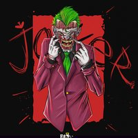 The crazy joker (Death of the family)