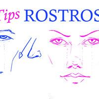 Rostros: Tips de dibujo