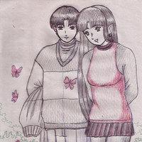 Inktober #14 (Boceto Bishoujo Fairy)