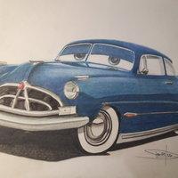 Doc Hudson, Cars