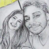 Retrato pareja