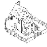 Casas de bruja (Isometricas)