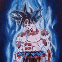 Goku Limit Breaker (Ultra Instinto)