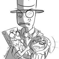 villanos sketch