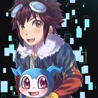 Daisuke + Demiveemon