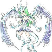 STARDUST DRAGON GIRL