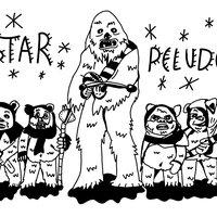 Chewbacca y Ewoks, rebeldes