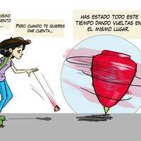 comic Paloma