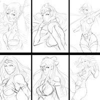 practica y sketches