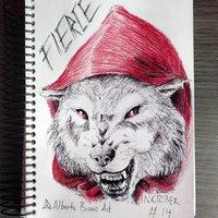 Feroz - Inktober 2017 #14