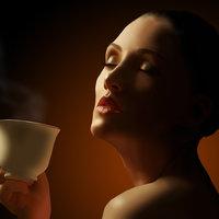 Dulce chocolate (fotorealismo)