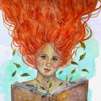 Ilustración Feria del Libro
