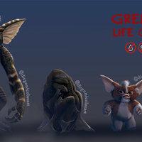 GREMLINS LIFE CICLE: GREMLINS