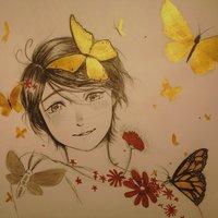 Mariposas de oro