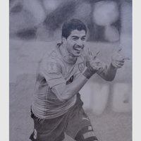 Luis Suárez el Pistolero
