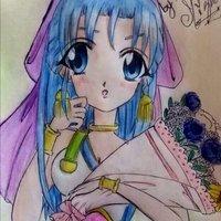 Nera Briscoletti de Dragon Quest V