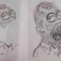Homero-Zombie