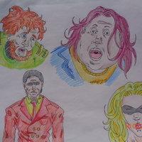 Personajes 2