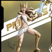 PRINCESS GOLD