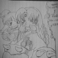 FanArt Sesshomaru&Rin