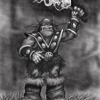 Orco / Grunt v2 Warcraft
