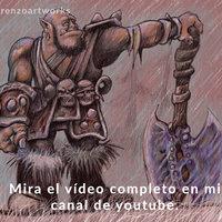Orco ( Grunt ) v1 Warcraft