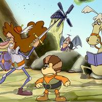 Don Quijote y los cuentos de la mancha