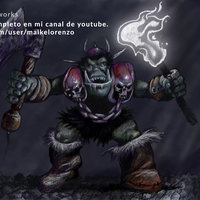 Grunt v3 (Warcraft) #mikelorenzoartworks