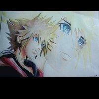 Sora. [ Kingdom Hearts]