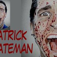 Dibujo a Patrick Bateman (American Psycho)