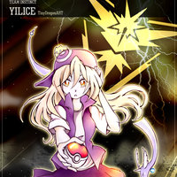 Team Instinct Trainer - Yilice